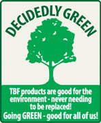 Decidedly Green Logo in MN and WI