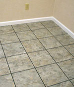 Basement carpeting and tiles - Minnesota and Wisconsin